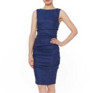 NWT! Nicole Miller Artelier Lauren Stretch Dress